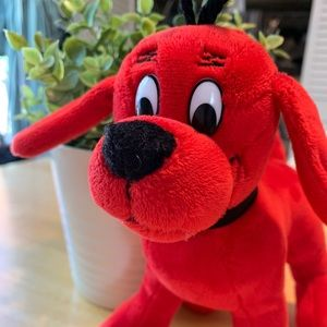 Other - Cute Clifford Stuffed Animal